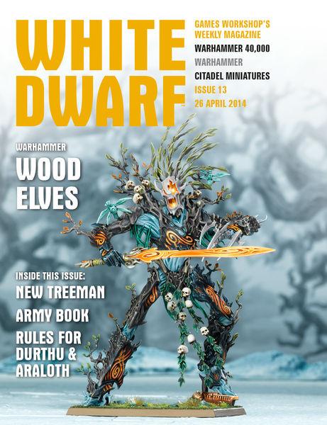 White Dwarf Issue 13: 26 April 2014