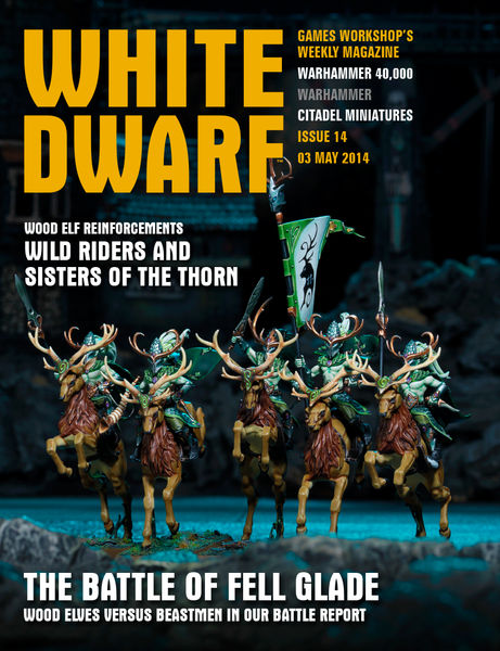 White Dwarf Issue 14: 3 May 2014