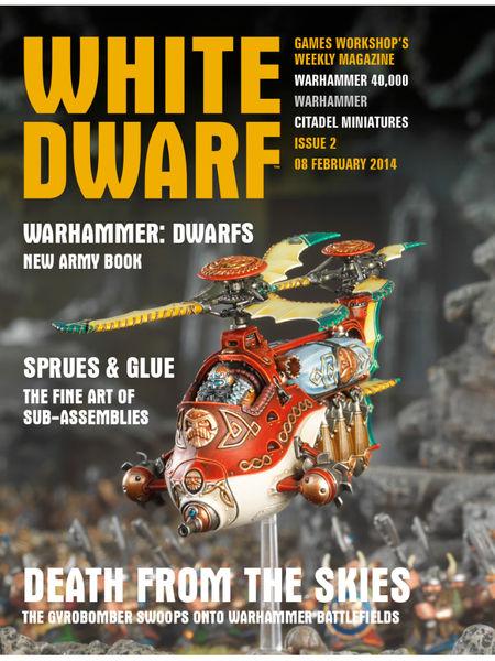 White Dwarf Issue 2: 8 Feb 2014