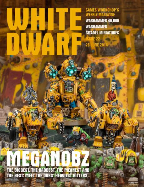 White Dwarf Issue 22: June 28 2014