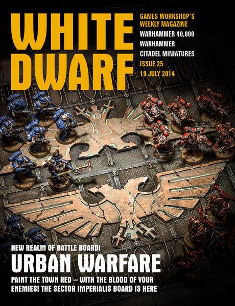 White Dwarf Issue 25: 19 July 2014