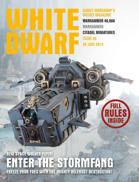 White Dwarf Issue 26: 26 July 2014