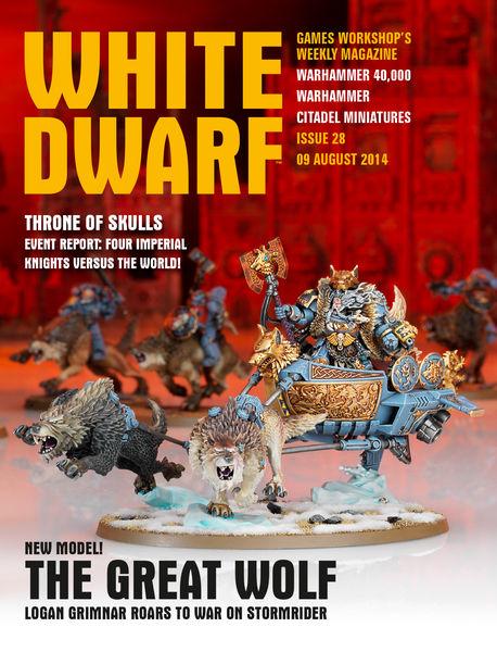 White Dwarf Issue 28: 09 August 2014