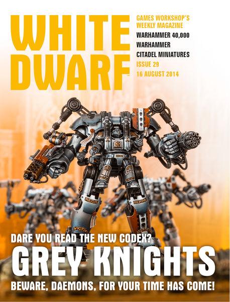 White Dwarf Issue 29: 16 August 2014