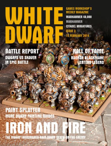 White Dwarf Issue 3: 15 Feb 2014
