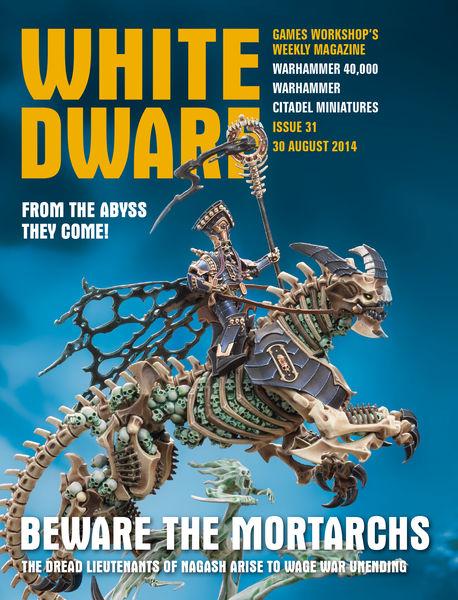 White Dwarf Issue 31: 30 August 2014