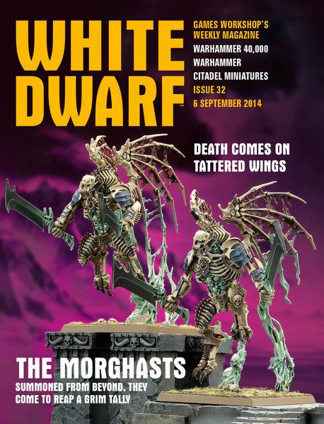 White Dwarf Issue 32: 6 September 2014