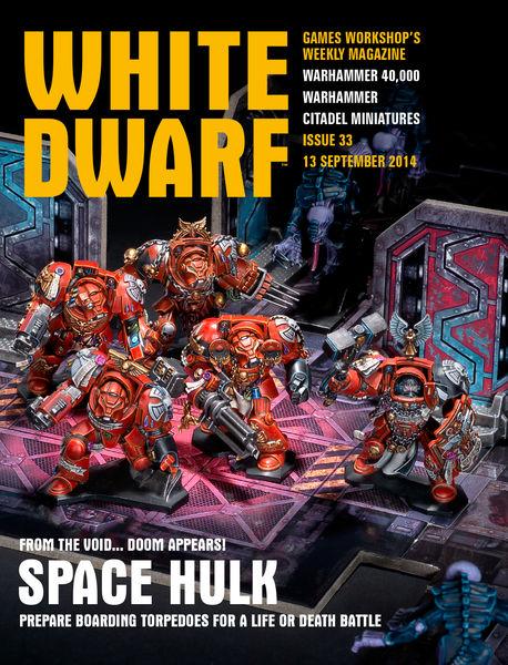 White Dwarf Issue 33: 13 September 2014