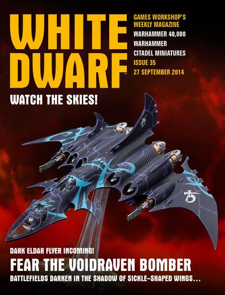White Dwarf Issue 35: 27 September 2014