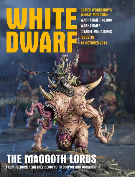 White Dwarf Issue 38: 18 October 2014