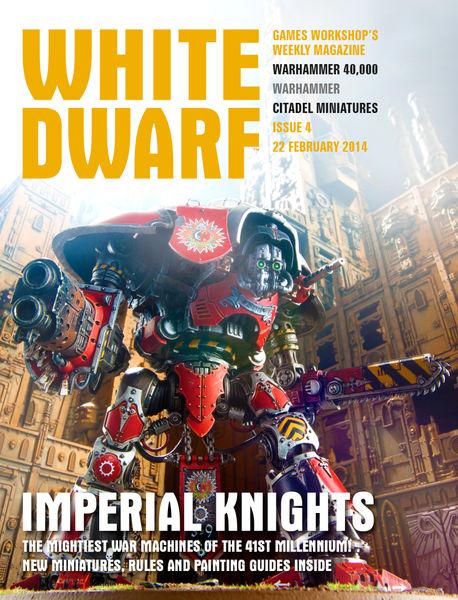 White Dwarf Issue 4: 22 Feb 2014