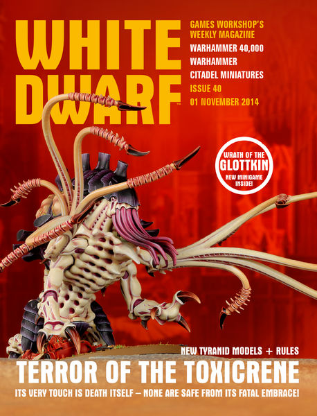 White Dwarf Issue 40: 1 November 2014