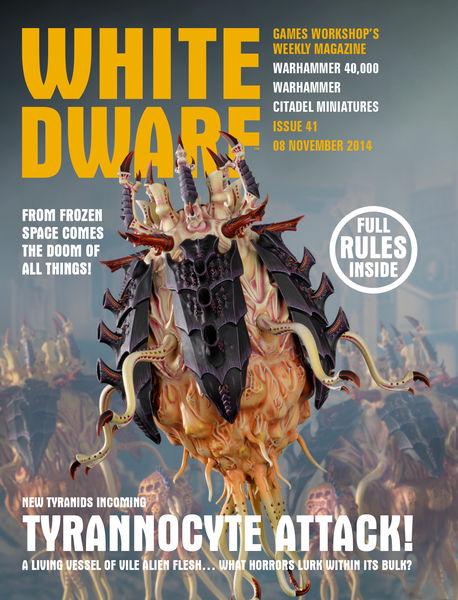 White Dwarf Issue 41: 08 November 2014