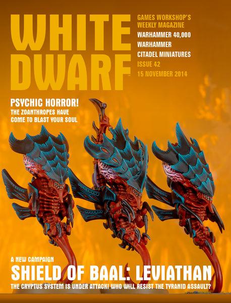 White Dwarf Issue 42: 15 November 2014
