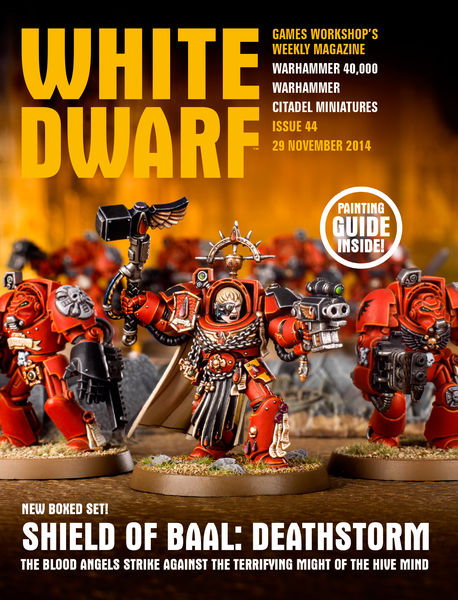 White Dwarf Issue 44: 29 November 2014