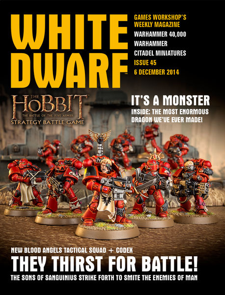 White Dwarf Issue 45: 06 December 2014
