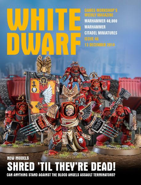 White Dwarf Issue 46: 13 December 2014