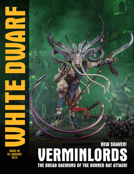 White Dwarf Issue 49: 03 January 2015