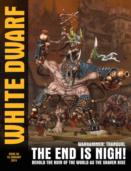 White Dwarf Issue 50: 10 January 2015