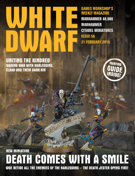 White Dwarf Issue 56: 21 February 2015