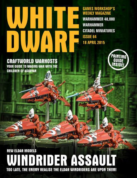 White Dwarf Issue 64: 18th April 2015