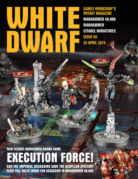 White Dwarf Issue 65: 25th April 2015