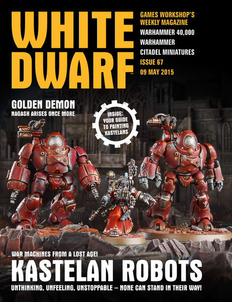 White Dwarf Issue 67: 09th May 2015