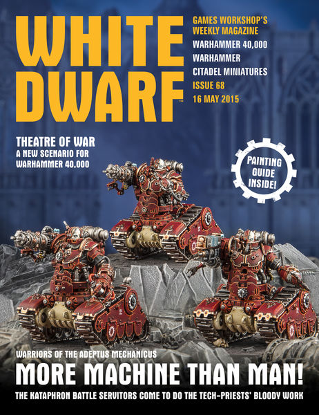 White Dwarf Issue 68: 16th May 2015