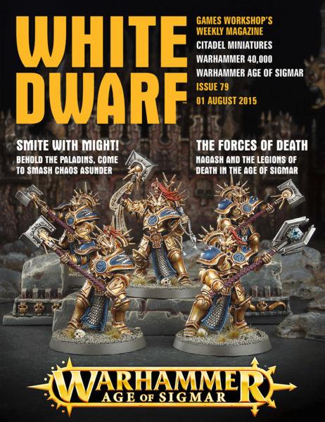 White Dwarf Issue 79: 01st August 2015