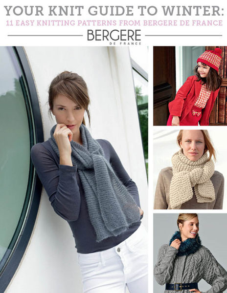 Your Knit Guide to Winter: 11 Easy Knitting Patter...