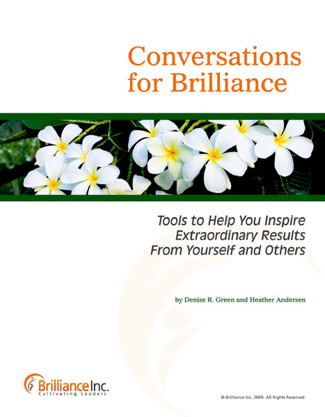 Conversations for Brilliance