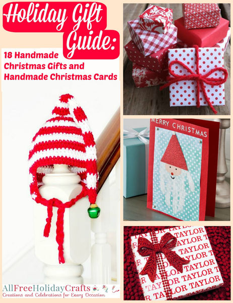 Holiday Gift Guide: 18 Handmade Christmas Gifts an...