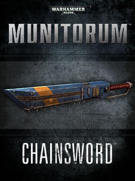 Munitorum: Chainswords