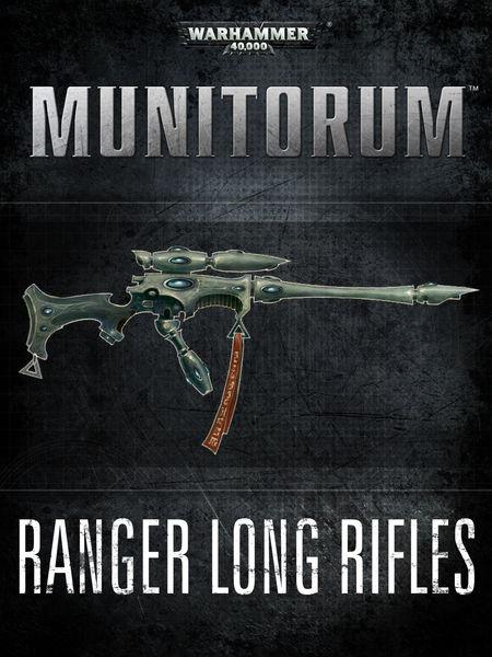 Munitorum: Ranger Long Rifle