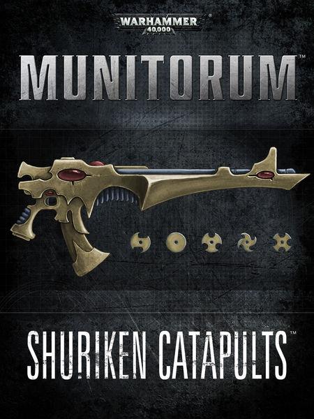Munitorum: Shuriken Catapult