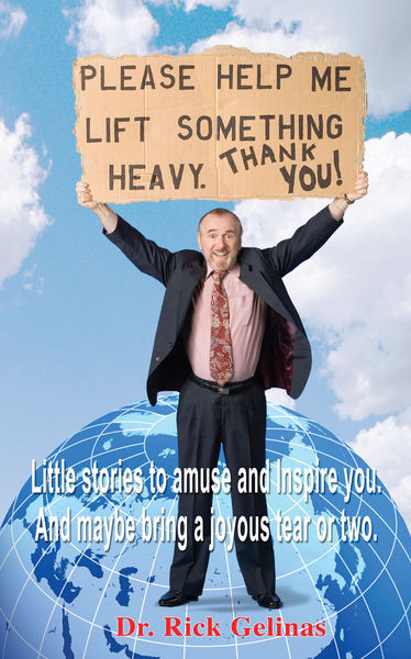 Please Help Me Lift Something Heavy. Thank You!