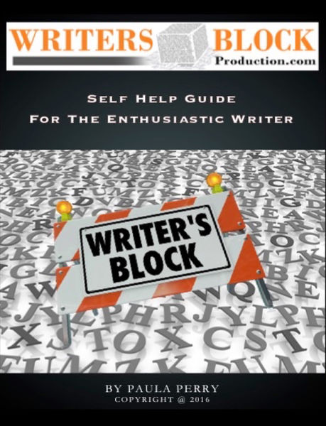 Self Help Guide For The Enthusiastic Writer