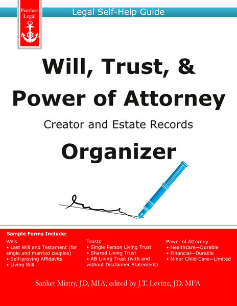 Will, Trust, & Power of Attorney Creator and Estat...