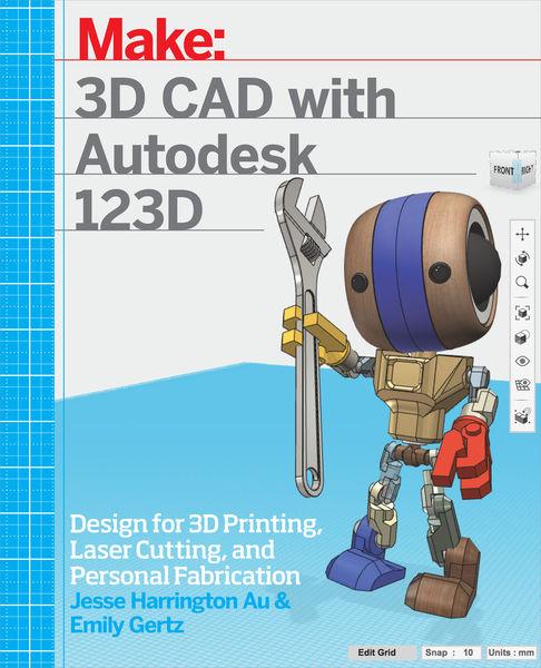 3D CAD with Autodesk 123D
