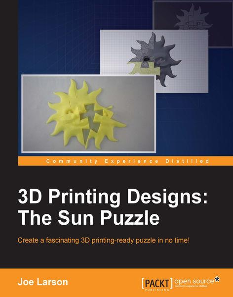 3D Printing Designs: The Sun Puzzle