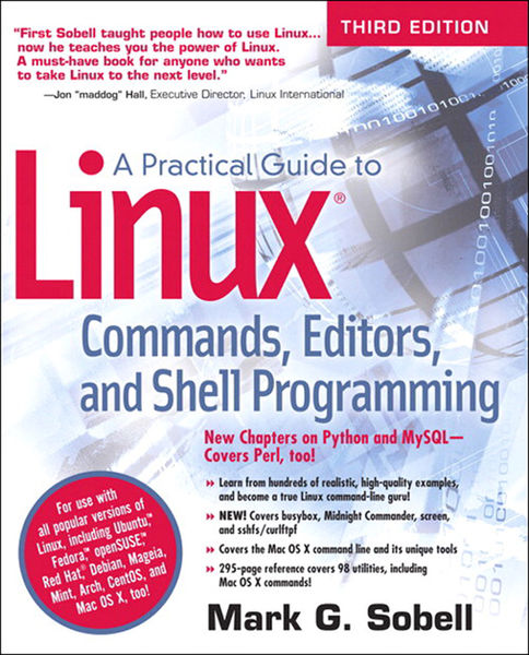 A Practical Guide to Linux Commands, Editors, and ...