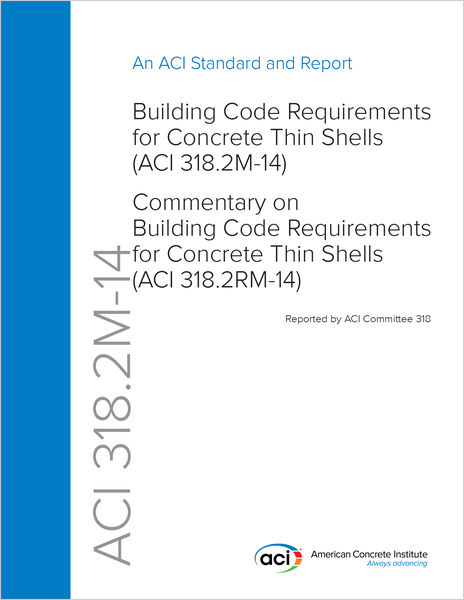 ACI 318.2M-14: Building Code Requirements for Conc...