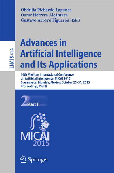 Advances in Artificial Intelligence and Its Applic...