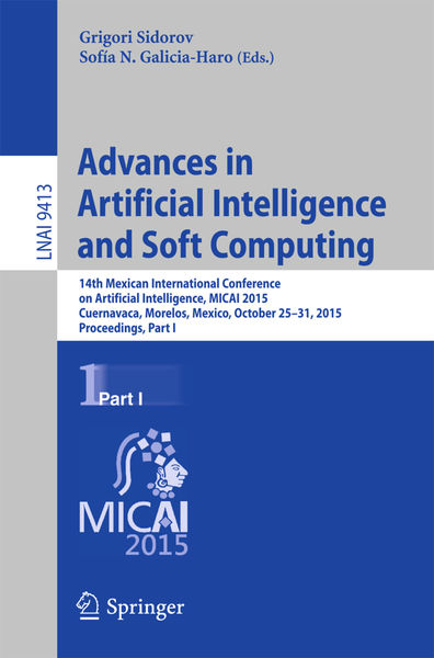 Advances in Artificial Intelligence and Soft Compu...