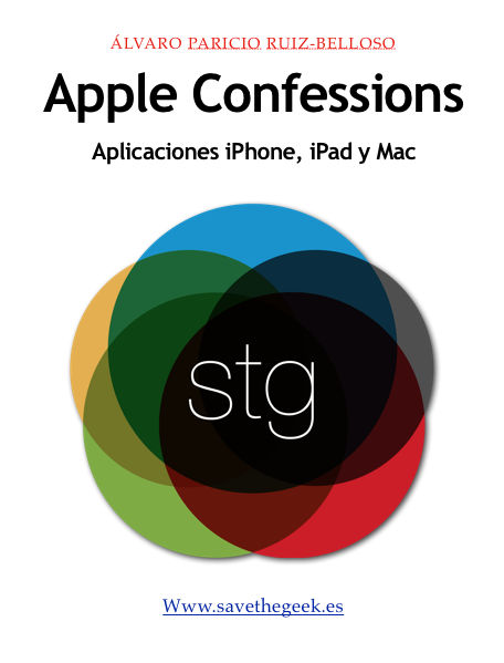 Apple Confessions: Aplicaciones iPhone, iPad y Mac