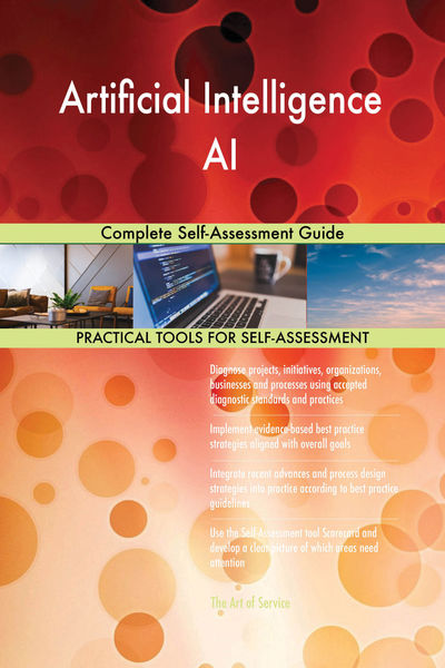 Artificial Intelligence AI Complete Self-Assessmen...
