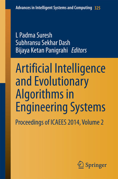 Artificial Intelligence and Evolutionary Algorithm...