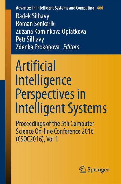 Artificial Intelligence Perspectives in Intelligen...