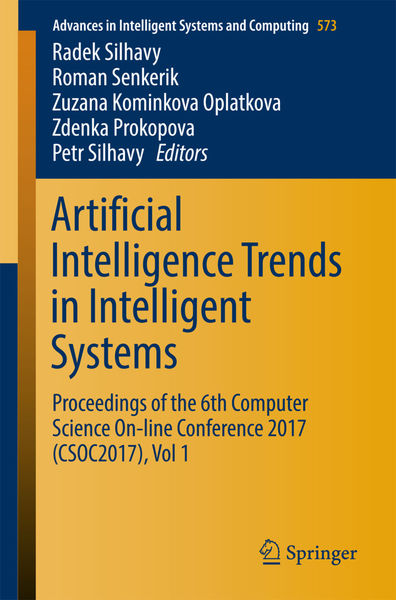 Artificial Intelligence Trends in Intelligent Syst...