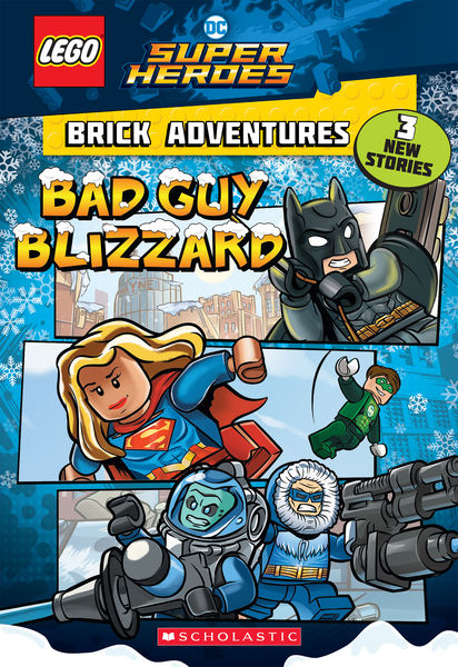 Bad Guy Blizzard (LEGO DC Comics Super Heroes: Bri...